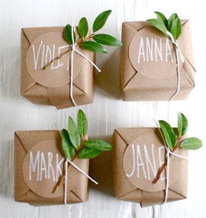 5 ideas diy para envolver regalos gorgorita - Envolver regalos de forma original ...