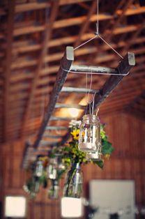 decorar escalera plantas