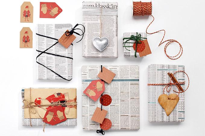 5 ideas diy para envolver regalos gorgorita - Papel de regalo original ...