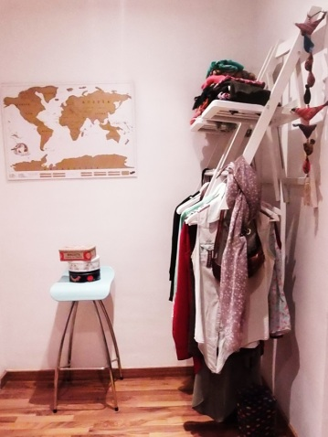 vestidor sillas diy #ideas
