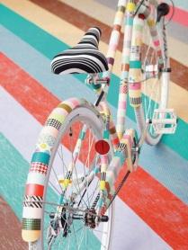 bici washi tape