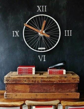 Ideas para Reciclar Piezas de Bicicletas2