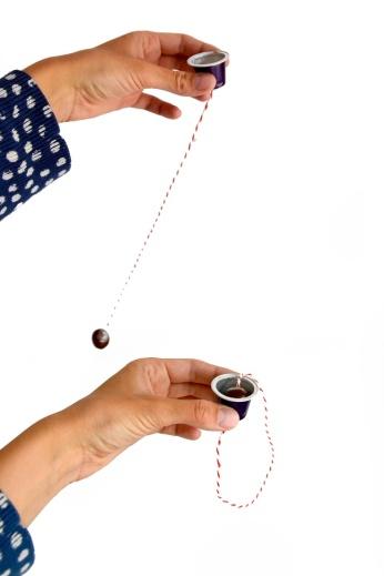 juego diy capsula nespresso