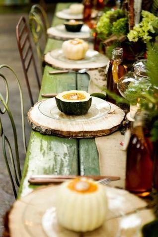 mesa deceorada